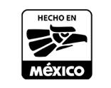 Logo hecho en méxico